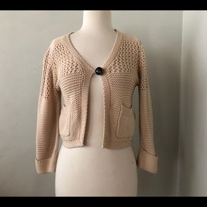 Hazel sweater/cardigan